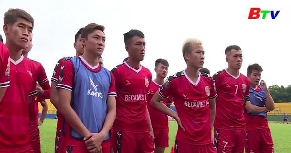 Nét mới Câu lạc bộ Bóng đá Becamex Bình Dương