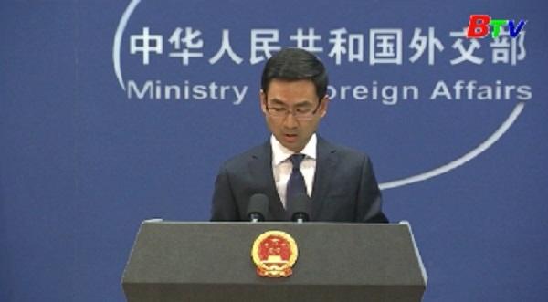 Trung Quốc bày tỏ quan ngại về cuộc tập trận chung Mỹ - Hàn