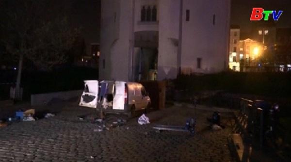 Bỉ xác định danh tính của lái xe bị tình nghi là khủng bố