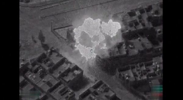 Chiến đấu cơ của Syria bị bắn hạ