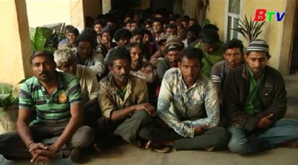 Pakistan bắt giữ 94 ngư dân Ấn Độ