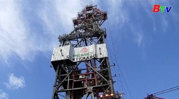 Mexico đẩy mạnh thăm dò và khai thác dầu khí