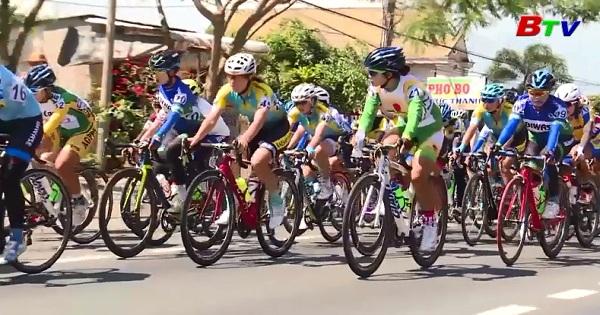 Đường đến Giải xe đạp nữ Biwase 2018 (ngày 3/03/2018)