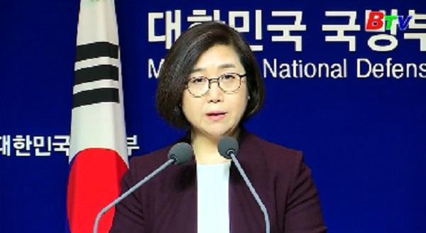 Mỹ, Hàn Quốc bắt đầu tập trận chung