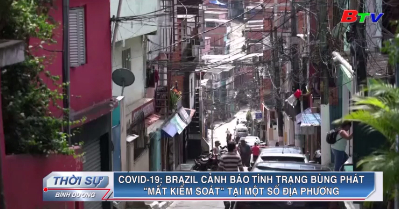 """Covid-19 – Brazil cảnh báo tình trạng bùng phát """"mất kiểm soát"""" tại một số địa phương"""