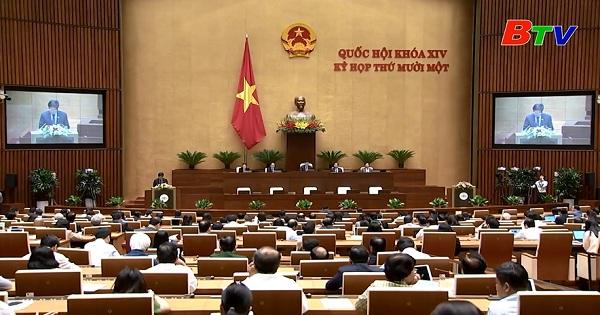 Bí thư Tỉnh ủy An Giang được giới thiệu để bầu làm Phó Chủ tịch nước