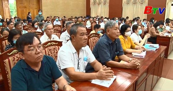 Thành phố Thủ Dầu Một triển khai Luật bầu cử