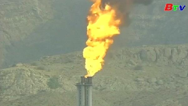 Iran huy động mọi nguồn lực để bán dầu
