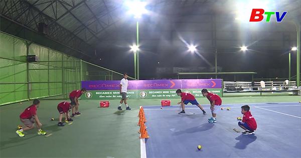 Mini Tennis – Học mà chơi, chơi mà học