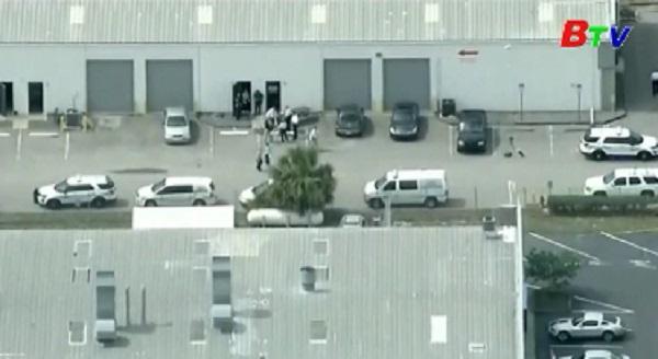 Lại xảy ra xả súng tại Orlando