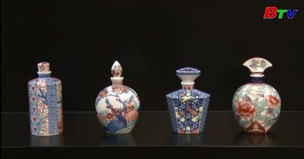 Gốm Arita - dòng gốm truyền thống 400 năm của Nhật Bản
