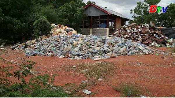 LHQ kêu gọi hạn chế dùng túi nhựa