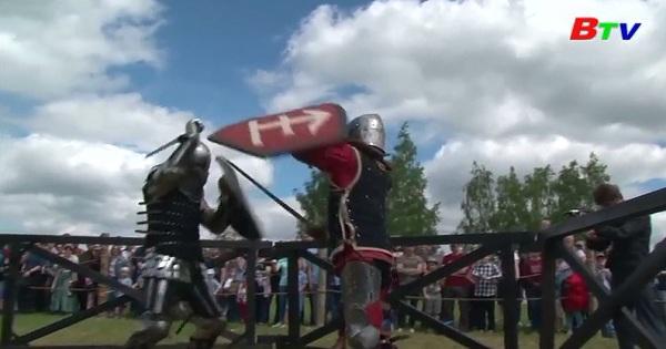 Belarus - Tổ chức lễ hội Trung cổ lịch sử