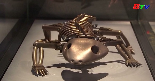 Mỹ sắp khai trương một triển lãm mới tại bảo tàng lịch sử tự nhiên Smithsonian