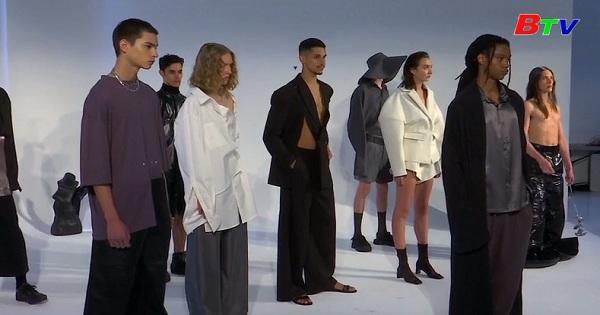 Các bộ sưu tập xuân hè dành cho nam giới được giới thiệu ở New York - Mỹ