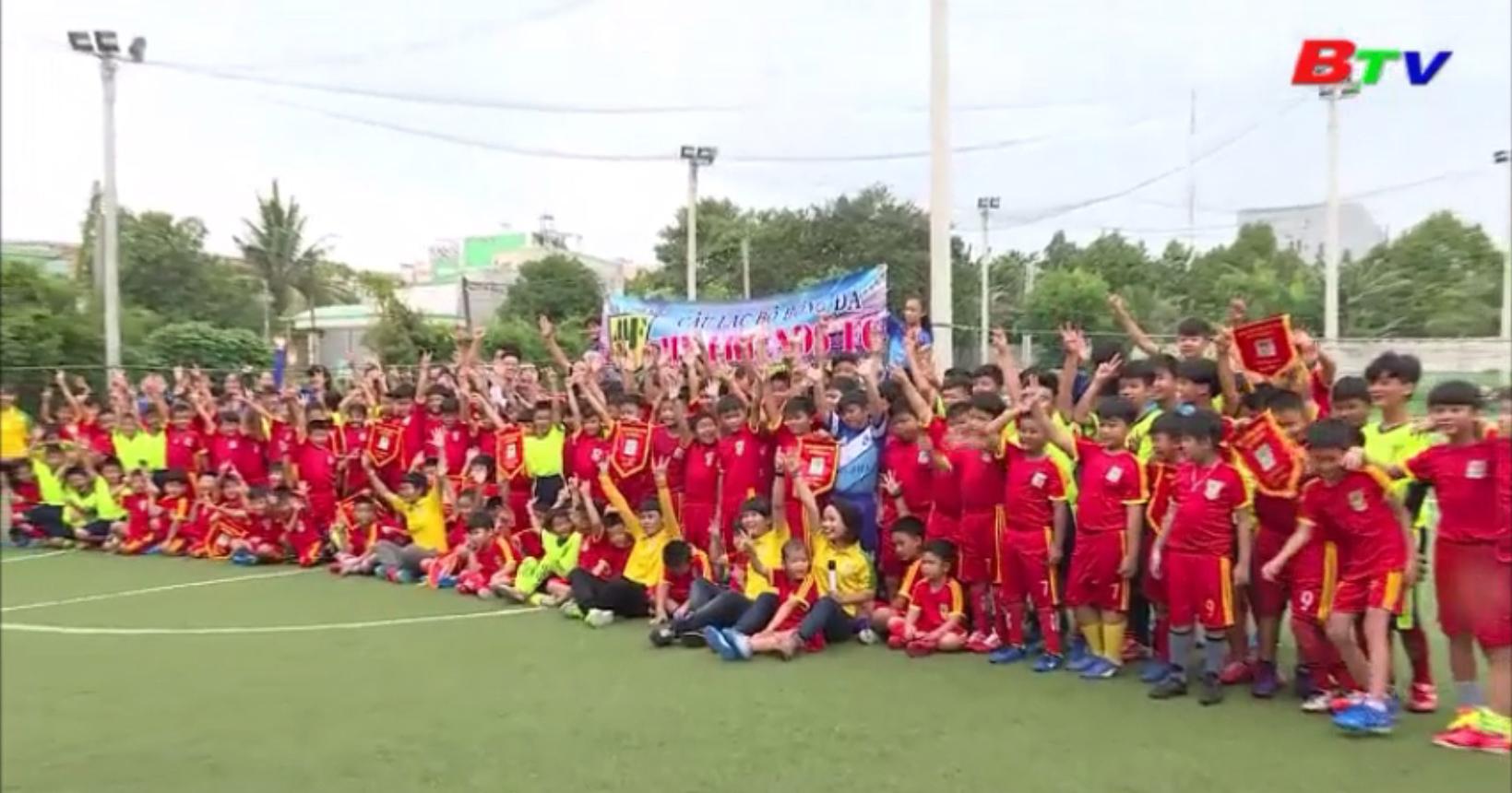 Ngày hội bóng đá My Friends, nơi thắp lửa niềm đam mê