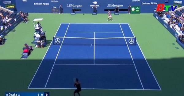 Tứ kết đơn nữ Giải quần vợt Mỹ mở rộng 2018