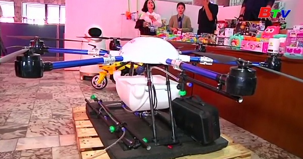 Triều Tiên khai mạc hội chợ thương mại quốc tế