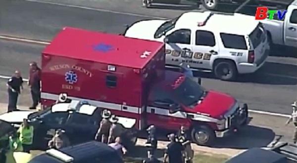 Ít nhất 27 người chết trong vụ nổ súng ở bang Texas