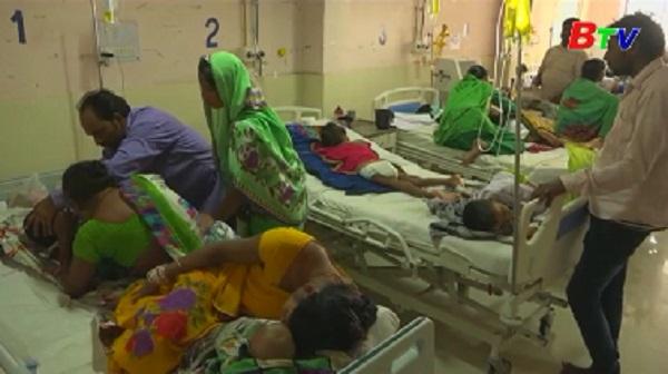 30 trẻ sơ sinh Ấn Độ tử vong trong vòng 48 giờ