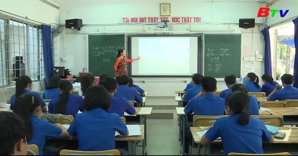 Kinh nghiệm dạy tốt của Trường THPT Dĩ An