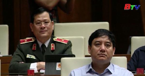 Quốc hội nghe báo cáo bước đầu việc giải quyết vụ có nạn nhân Việt chết trong xe tải tại Anh