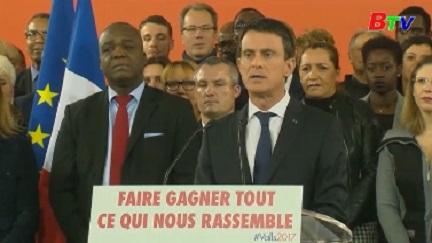 Thủ tướng Pháp thông báo quyết định tranh cử tổng thống
