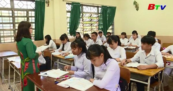 Kinh nghiệm giúp học tốt của trường THPT Tân Bình