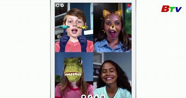 Facebook giới thiệu ứng dụng chát dành riêng cho trẻ em