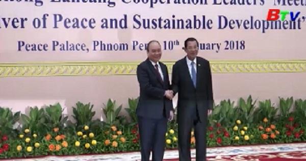 Phát triển tốt đẹp mối quan hệ Việt Nam - Campuchia