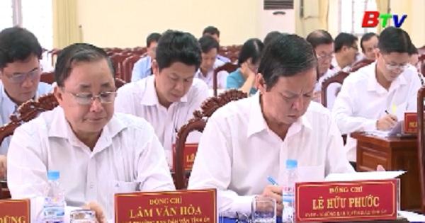 Hội nghị Ban Chấp hành Đảng bộ huyện Bắc Tân Uyên lần thứ 23 khóa XI (Mở rộng)