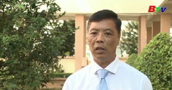 Kỳ họp lần thư 9, Hội đồng Nhân dân thị xã Thuận An khóa XI, nhiệm kỳ 2016-2021