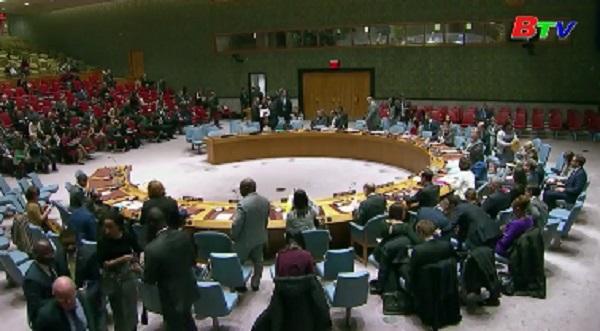 Đại hội đồng LHQ thông qua 4 nghị quyết ủng hộ Palestine