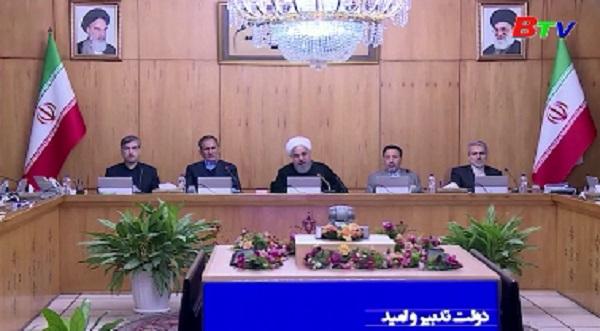 Iran sẽ đàm phán nếu Mỹ từ bỏ biện pháp trừng phạt