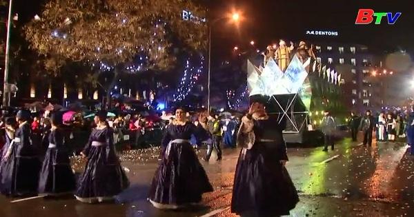 Nô nức lễ hội rước Ba Vua ở Tây Ban Nha