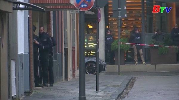 Nổ súng tại Đức, bắt giữ 1 nghi can