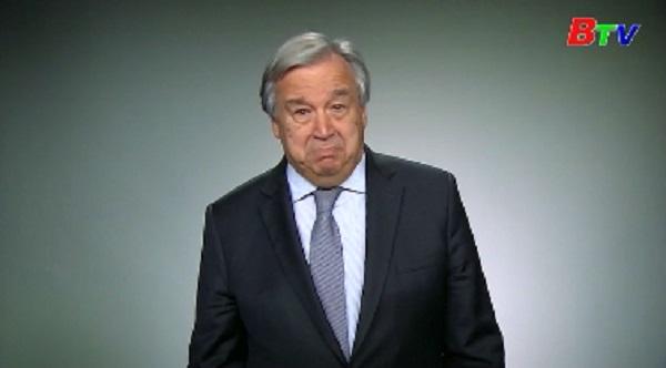 Liên hợp quốc lên án các vụ tấn công ở Burkina Faso