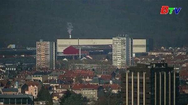 EC cấm vụ sáp nhập giữa Siemens và Alstom