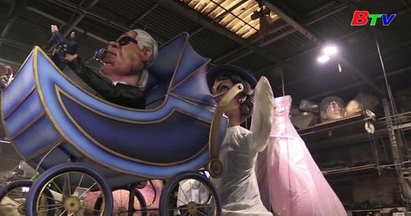 Carnival Nice tôn vinh những huyền thoại thời trang