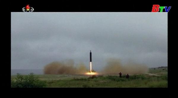LHQ lên án vụ phóng 4 tên lửa đạn đạo của Triều Tiên