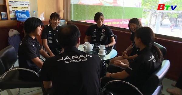 Đường đến Giải xe đạp nữ Biwase 2018 (ngày 6/03/2018)