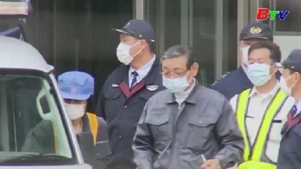 Cựu chủ tịch Nissan được tại ngoại nhờ gần 9 triệu USD bảo lãnh