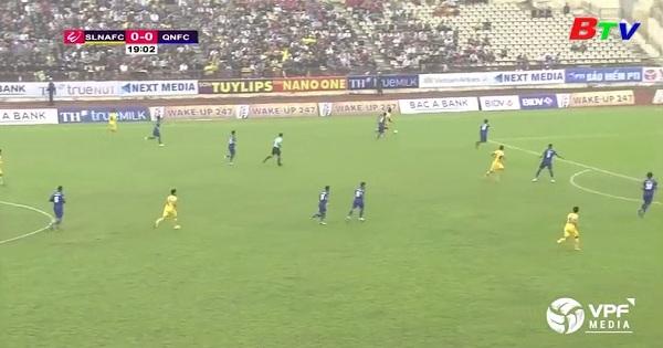 Vòng 3 V.League 2019 - Trước trận SLNA - B. Bình Dương