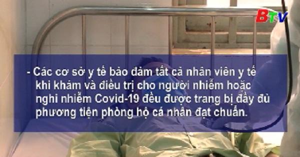 Tăng cường phòng và kiểm soát lây nhiễm COVID-19 trong cơ sở khám, chữa bệnh