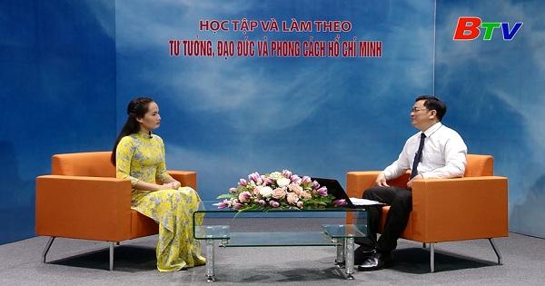 Chữ DÂN trong trái tim Hồ Chí Minh