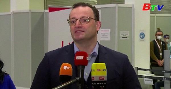 Bộ trưởng Y tế Đức kêu gọi thực hiện chống dịch đồng bộ