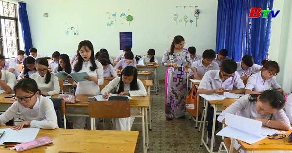 Trường THPT Trịnh Hoài Đức tập trung ôn tập cho học sinh