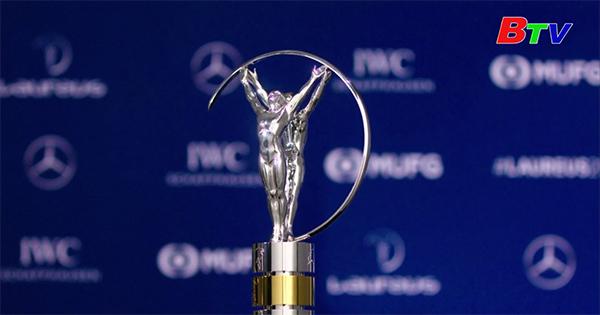 Rafael Nadal và Naomi Osaka đã giành giải thưởng Laureus World Sports Award