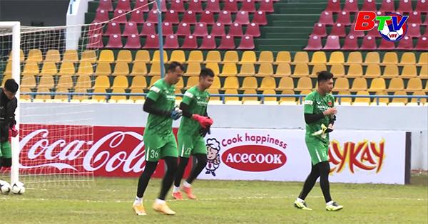 Đội tuyển Quốc gia bóng đá nam tập trung tại Hà Nội