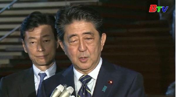 Thủ tướng Nhật Bản thăm Mỹ